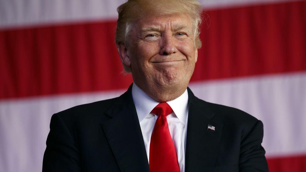 ΗΠΑ: Η εκστρατεία για την επανεκλογή Τραμπ συγκέντρωσε πάνω από 30 εκατ. δολάρια το α' τρίμηνο του 2019