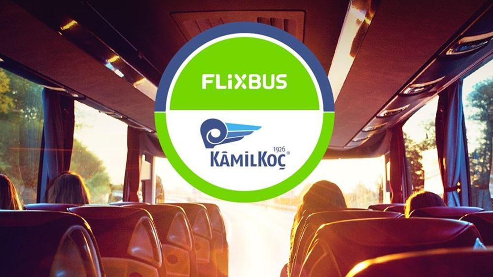Η γερμανική FlixBus αγοράζει την κορυφαία εταιρεία λεωφορείων της Τουρκίας