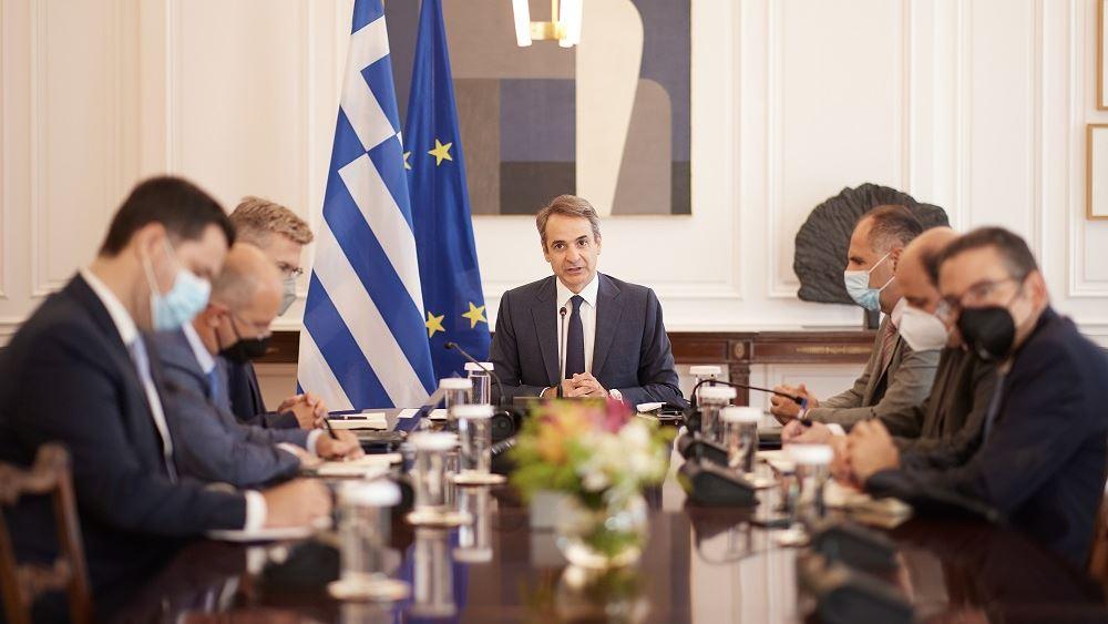 Υπουργικό: Όλα τα μέτρα για τους πυρόπληκτους - Η αποκατάσταση της Εύβοιας