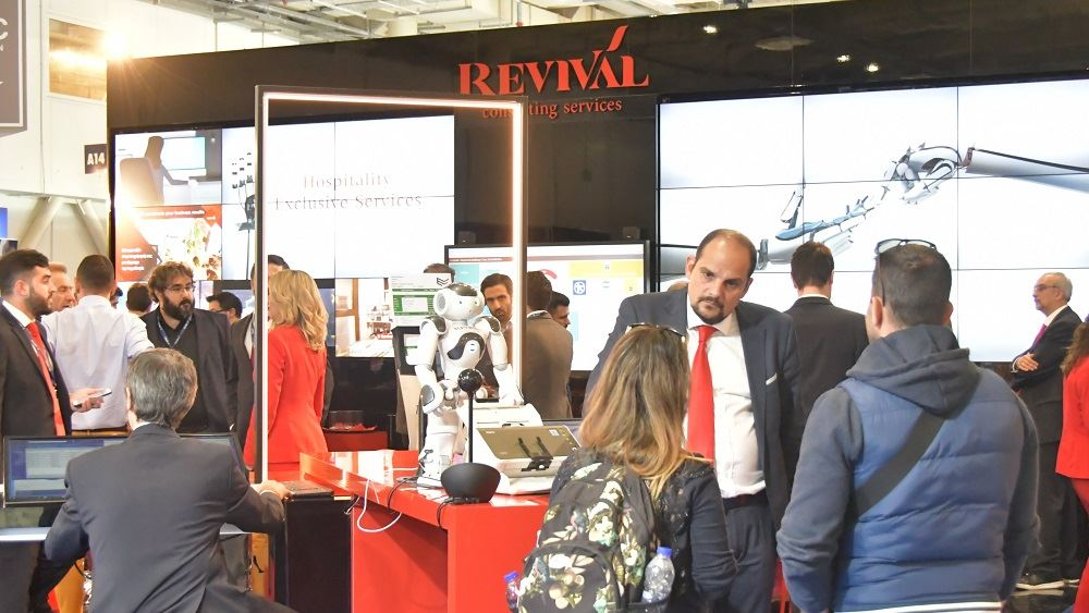 Η Revival στην 6η Διεθνή Έκθεση Τουρισμού μετά την επιτυχημένη παρουσία στην Xenia