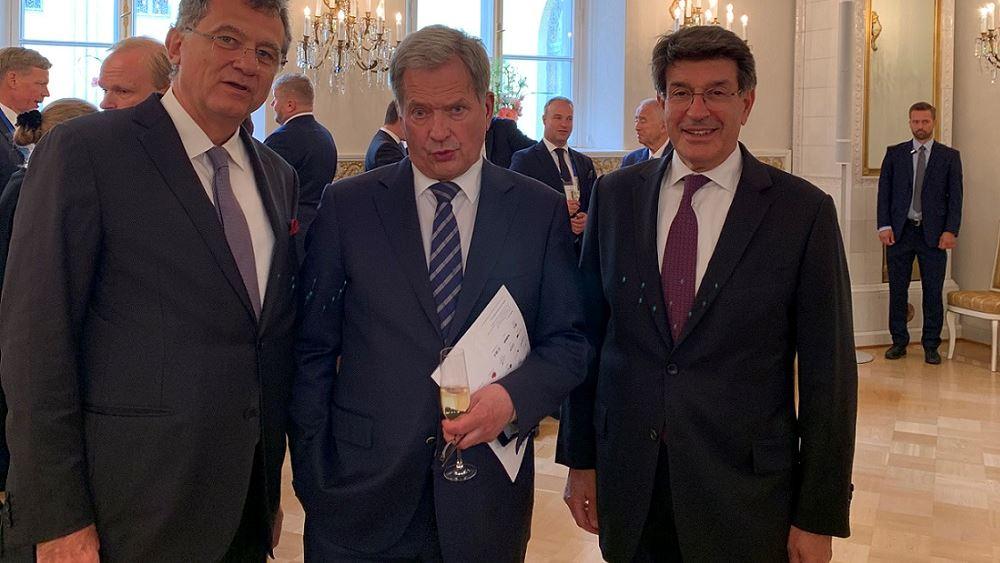 Συμμετοχή Θ. Φέσσα στη Συνδιάσκεψη των προέδρων της BusinessEurope