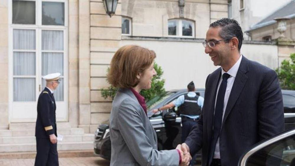 Αμυντική συνεργασία Κύπρου- Γαλλίας