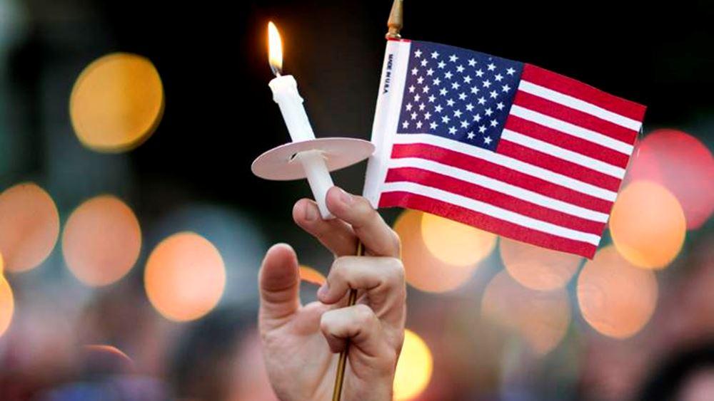 """ΗΠΑ: Η Διεθνής Αμνηστία εξέδωσε """"ταξιδιωτική οδηγία"""" μετά τις πολύνεκρες επιθέσεις"""