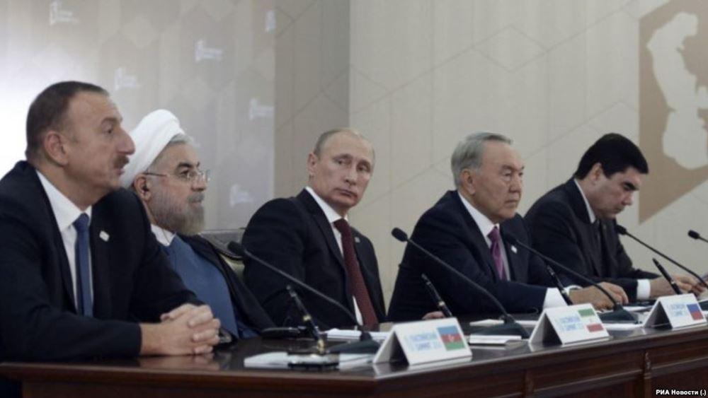 Τι θα αλλάξει το νέο καθεστώς στην Κασπία Θάλασσα