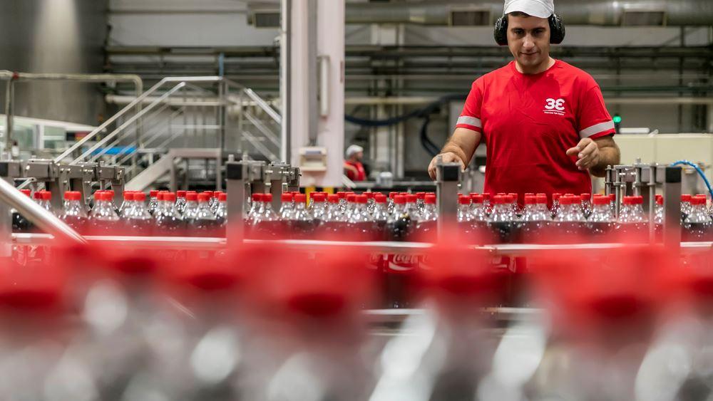 Αυξήθηκαν καθαρά κέρδη και έσοδα της Coca-Cola Co