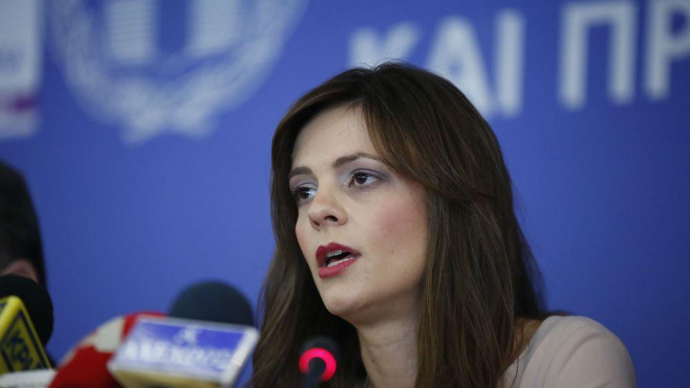 "Aχτσιόγλου: ""Κούρεμα"" 80% στις προσαυξήσεις στη ρύθμιση των 120 δόσεων"