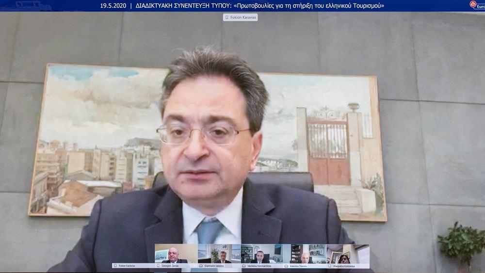 Eurobank: Πακέτο μέτρων 750 εκατ. ευρώ για τη στήριξη του Τουρισμού