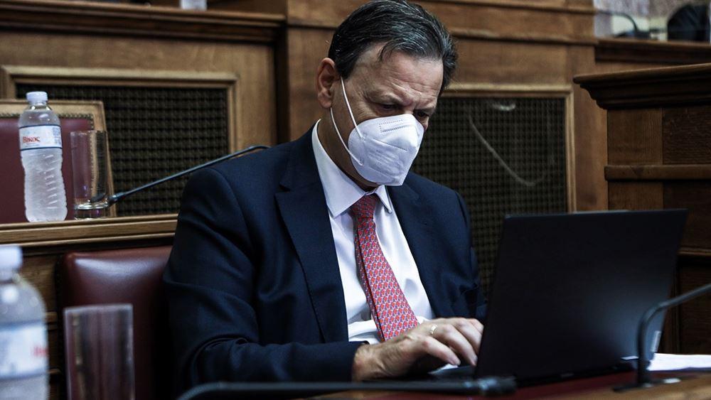 Θ. Σκυλακάκης: Σταθμισμένος κοινωνικά και αναπτυξιακά ο προϋπολογισμός του 2022