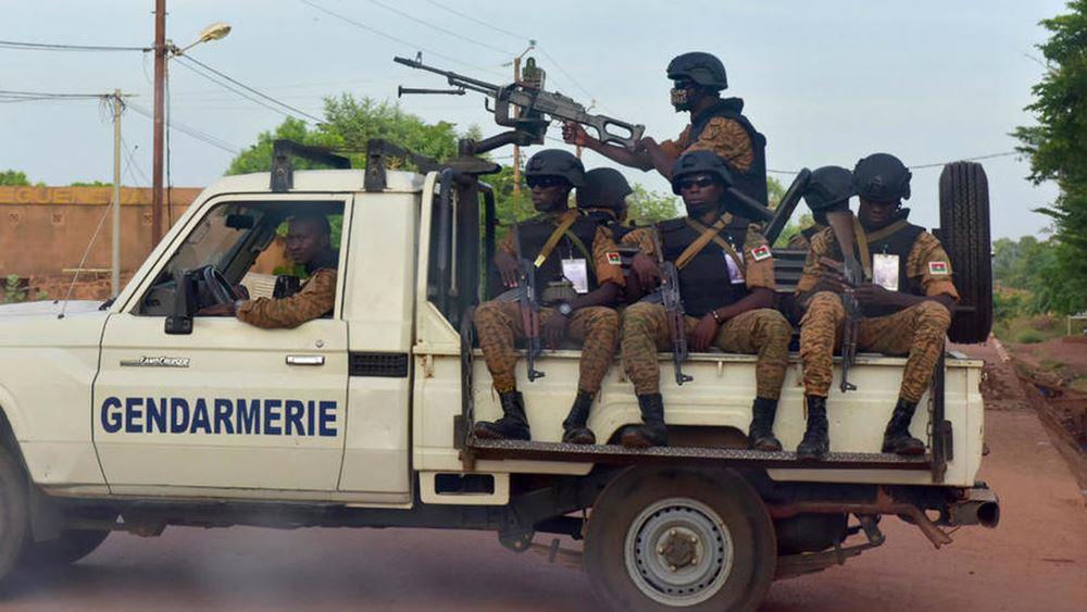 Μπουρκίνα Φάσο: Σχεδόν 30 νεκροί από επιθέσεις τζιχαντιστών
