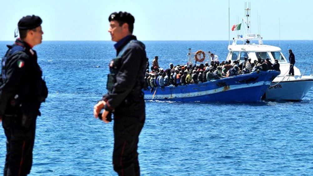 Frontex: Συνολική πτώση των παράνομων διελεύσεων στα ευρωπαϊκά σύνορα κατά 7% το Μάρτιο