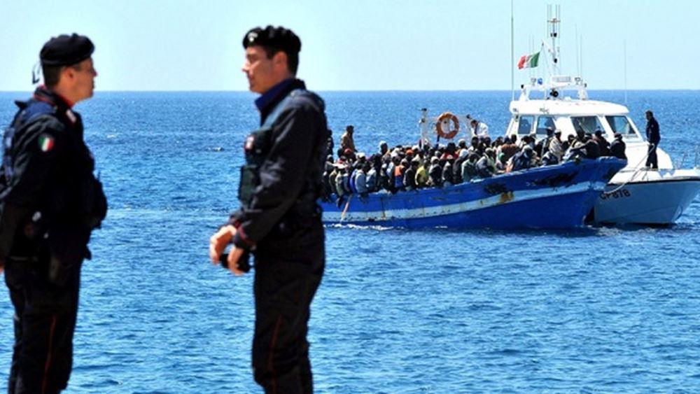 Frontex: Ραγδαία μείωση των μεταναστευτικών ροών στην Ελλάδα το 2020