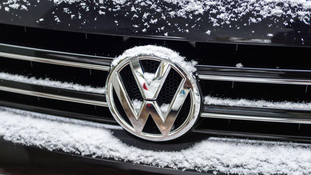 Υποχώρησαν τα κέρδη της Volkswagen στο τρίμηνο