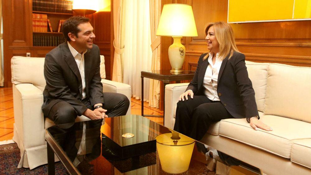 Ο Τσίπρας πιέζει την Φώφη μέσω Ισπανίας- Εντείνεται η κόντρα με ΚΙΝΑΛ
