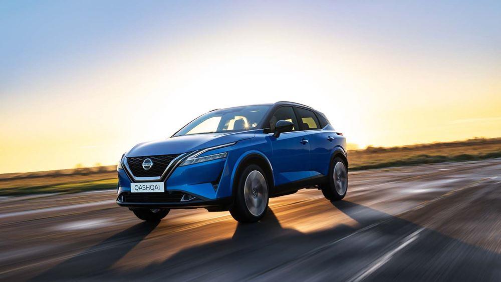 Η Nissan παρουσιάζει το νέο Qashqai στην Ελλάδα