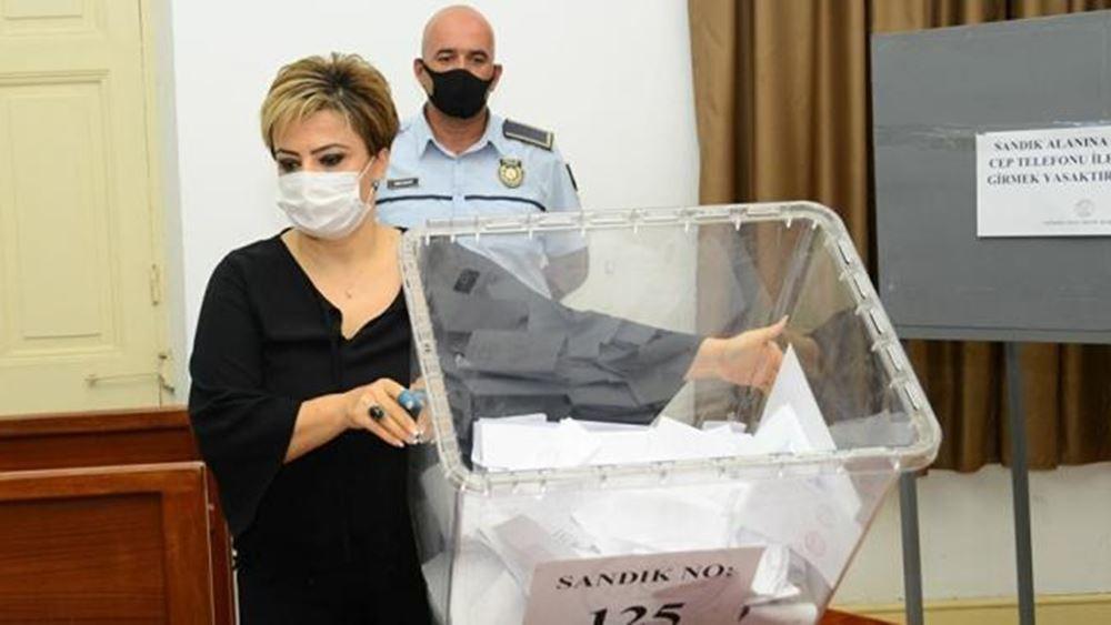Κύπρος: Αυξημένη η συμμετοχή στις παράνομες εκλογές