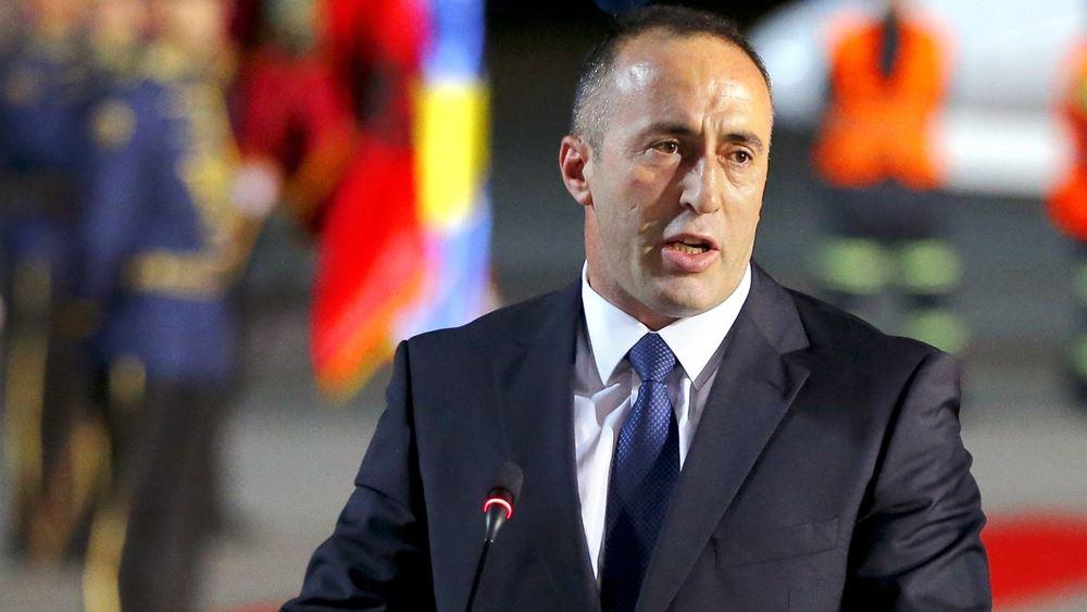 Παραιτήθηκε ο πρωθυπουργός του Κοσόβου για να πάει κατηγορούμενος στη Χάγη