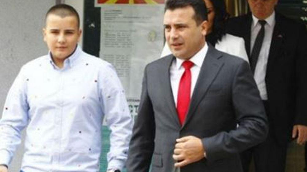 ΠΓΔΜ: Συνεχίζεται η αντιπαράθεση Ζάεφ - αντιπολίτευσης για την επαύριο του δημοψηφίσματος