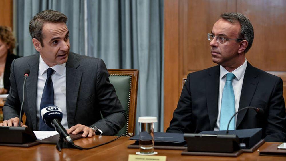 """Αναπτυξιακό αντίβαρο μέσα από το φορολογικό νομοσχέδιο """"χτίζει"""" το Υπουργείο Οικονομικών"""