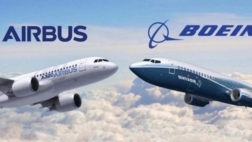 Συμφωνία ΗΠΑ - ΕΕ μετά από 17 χρόνια για λήξη της διαμάχης για τις κρατικές ενισχύσεις σε Boeing - Airbus