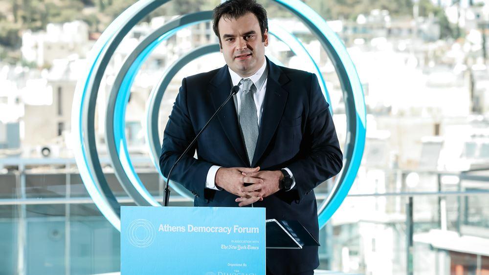 Κ. Πιερρακάκης: Η ψηφιακή πολιτική μειώνει τις ανισότητες, βοηθά τα άτομα με αναπηρία, τον απόδημο Έλληνα