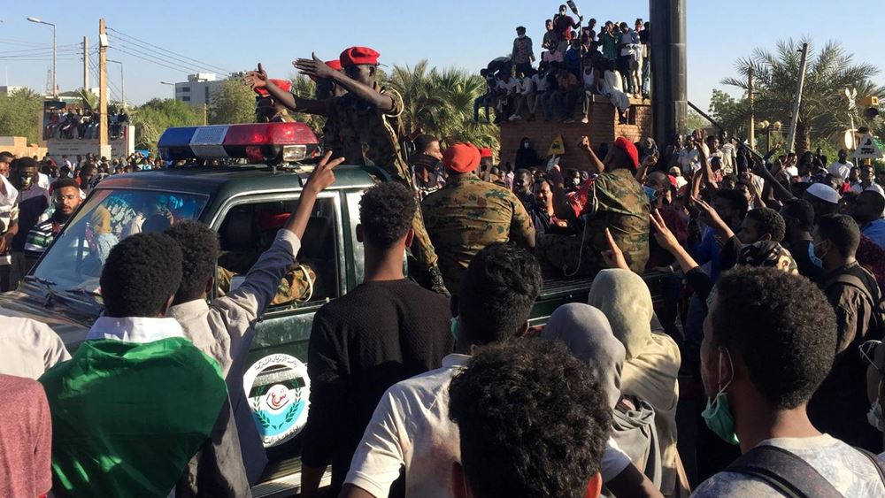 Σουδάν: Νέα απόπειρα των δυνάμεων ασφαλείας να διαλύσουν τους διαδηλωτές στο Χαρτούμ