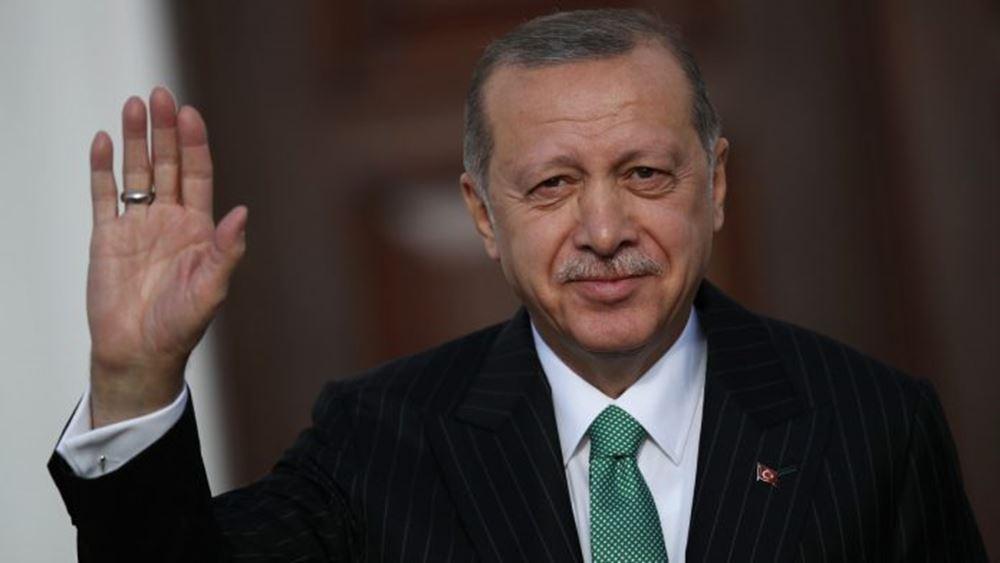Foreign Policy: 'Δώρο Θεού' για τον Ερντογάν η διακήρυξη των ναυάρχων