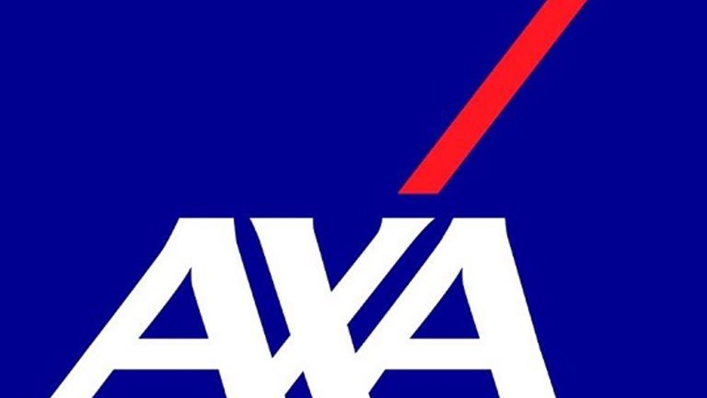 AXA: Αυξημένα μεγέθη για το 2018 - Μέρισμα 1,34 ευρώ