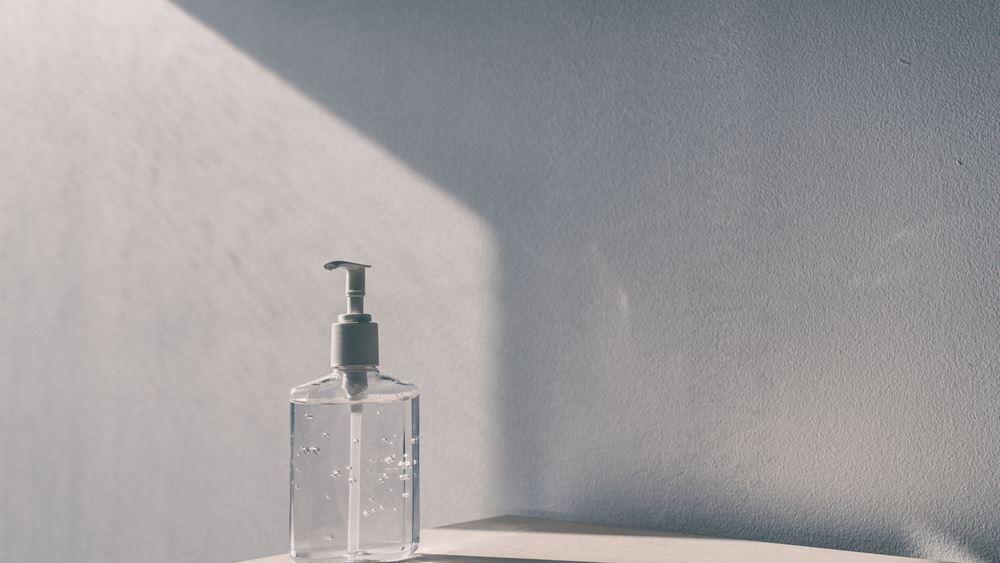 Αντισηπτικά και σαπούνια έσωσαν την τιμή των εξαγωγών