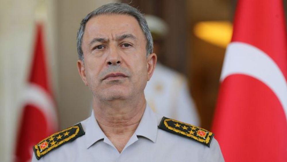 Ακάρ: Ευχή να μην υπάρξει πολεμική σύρραξη στην Αν. Μεσόγειο