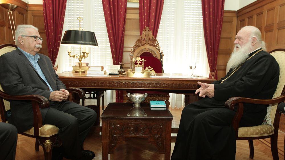 Αρχιεπίσκοπος: Δεν υπήρξε ποτέ συμφωνία, αλλά πρόθεση συμφωνίας