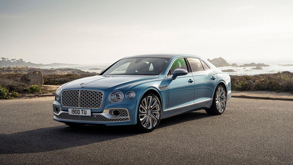 H νέα Bentley Flying Spur Mulliner
