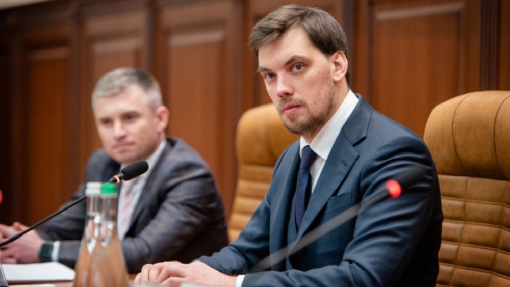 Ουκρανία: Την παραίτησή του υπέβαλε ο πρωθυπουργός Ολέξι Οντσαρούκ