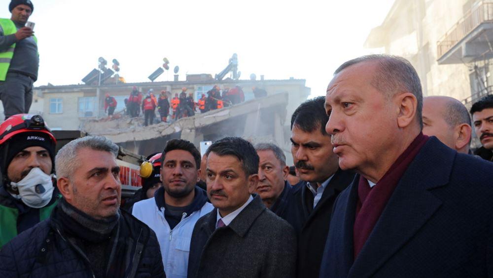 """Ερντογάν: """"Έχω διαμηνύσει στον Μητσοτάκη να μην ασχολείται μαζί μας"""" - Τι είπε για την Κρήτη"""