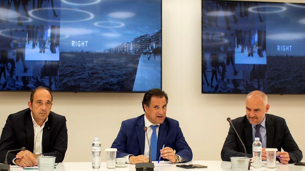 Γεωργιάδης: Όλα για τη Θεσσαλονίκη μας