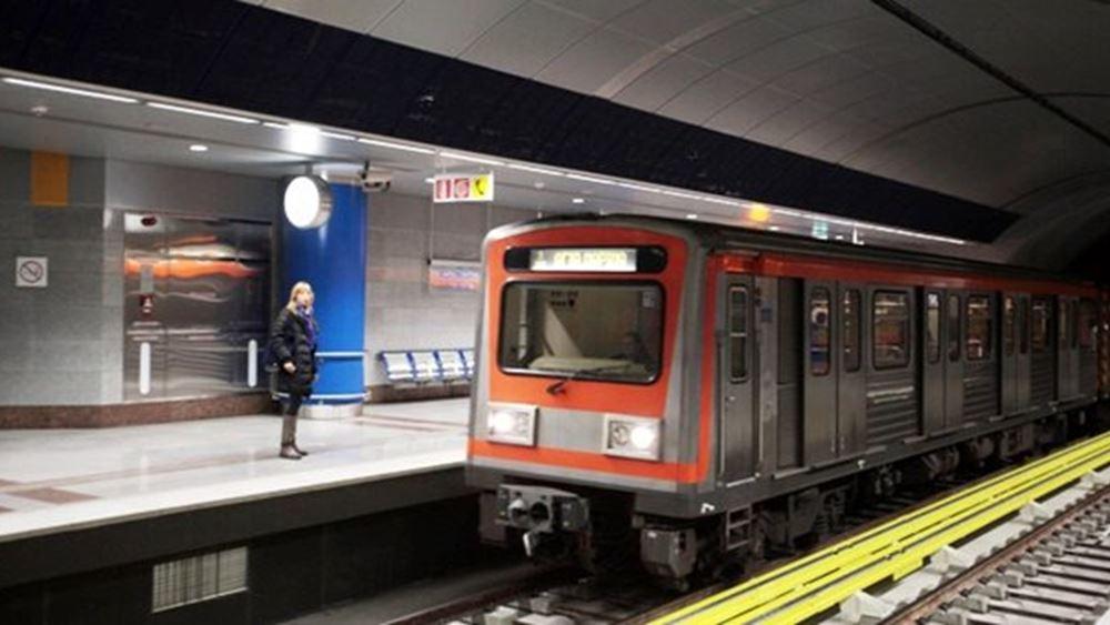 Περιπολίες στο μετρό ξεκινά η ΕΛ.ΑΣ