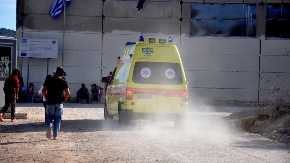 Εξιτήριο από το νοσοκομείο Χίου πήρε το πρώτο και μόνο επιβεβαιωμένο κρούσμα του νησιού
