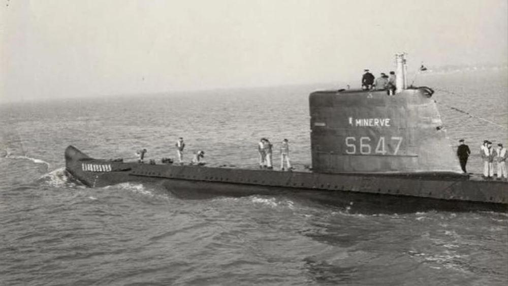 Βρέθηκε ναυάγιο γαλλικού υποβρυχίου που εξαφανίστηκε το 1968