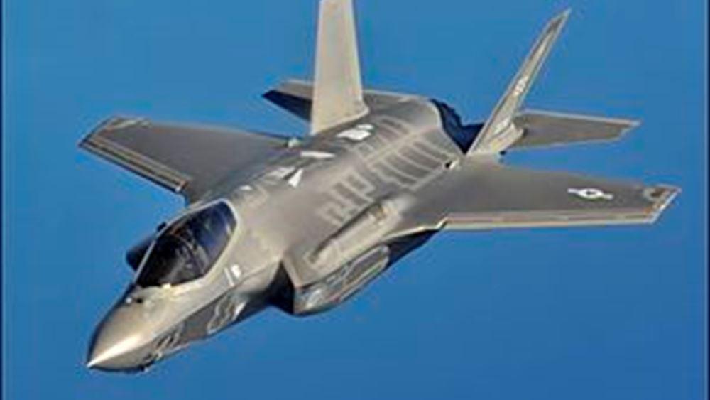 Η Τουρκία δεν έχει σταματήσει τις προετοιμασίες για τη λήψη των αμερικανικών F-35