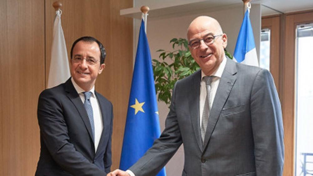 Κοινά μηνύματα Αθήνας-Λευκωσίας εν όψει κρίσιμων επαφών στη ΓΣ του ΟΗΕ