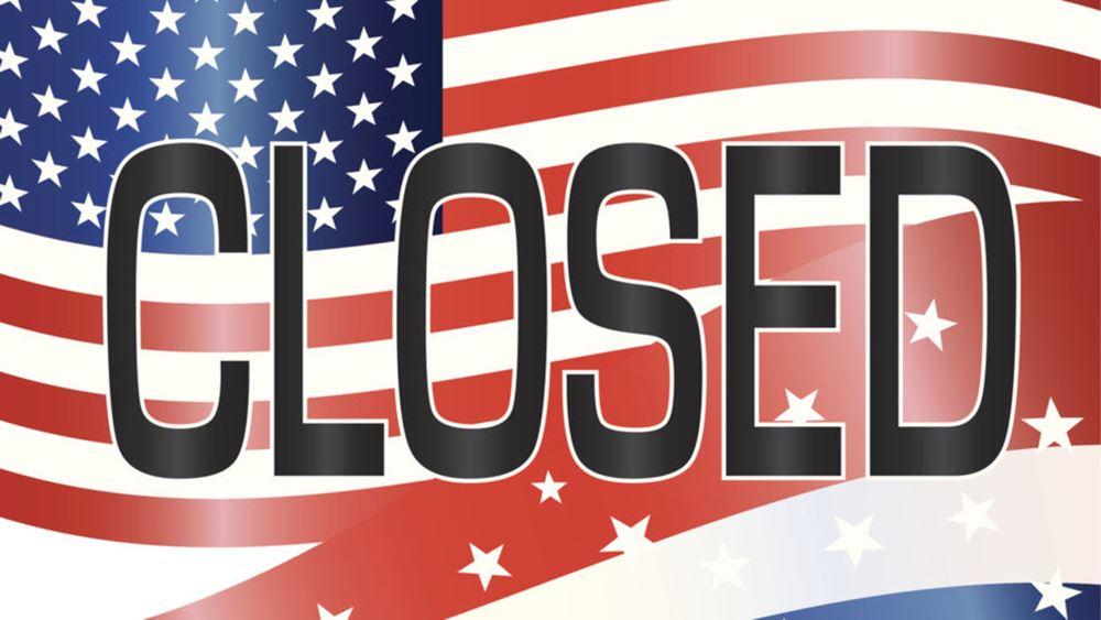 ΗΠΑ: Το υπουργείο Εμπορίου δεν θα δημοσιοποιεί οικονομικά δεδομένα όσο διαρκεί το shutdown