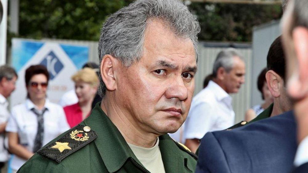 """Ο Ρώσος υπουργός Άμυνας προβλέπει το... τέλος της ανθρωπότητας λόγω """"ασυγκράτητου καταναλωτισμού"""""""