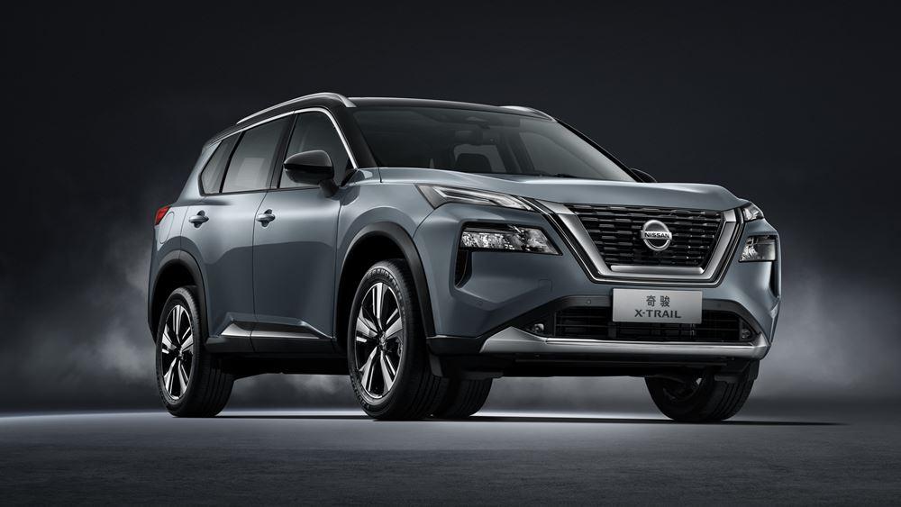 Το νέο Nissan X-Trail έρχεται στην Ευρώπη το 2022
