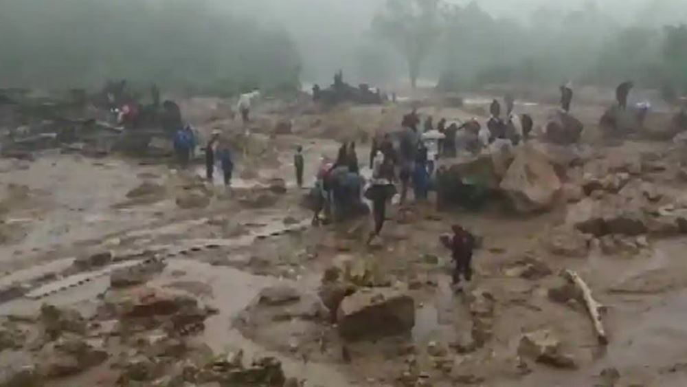 Τουλάχιστον 15 νεκροί σε κατολίσθηση στη νότια Ινδία, φόβοι ότι περισσότεροι από 50 άνθρωποι έχουν παγιδευτεί