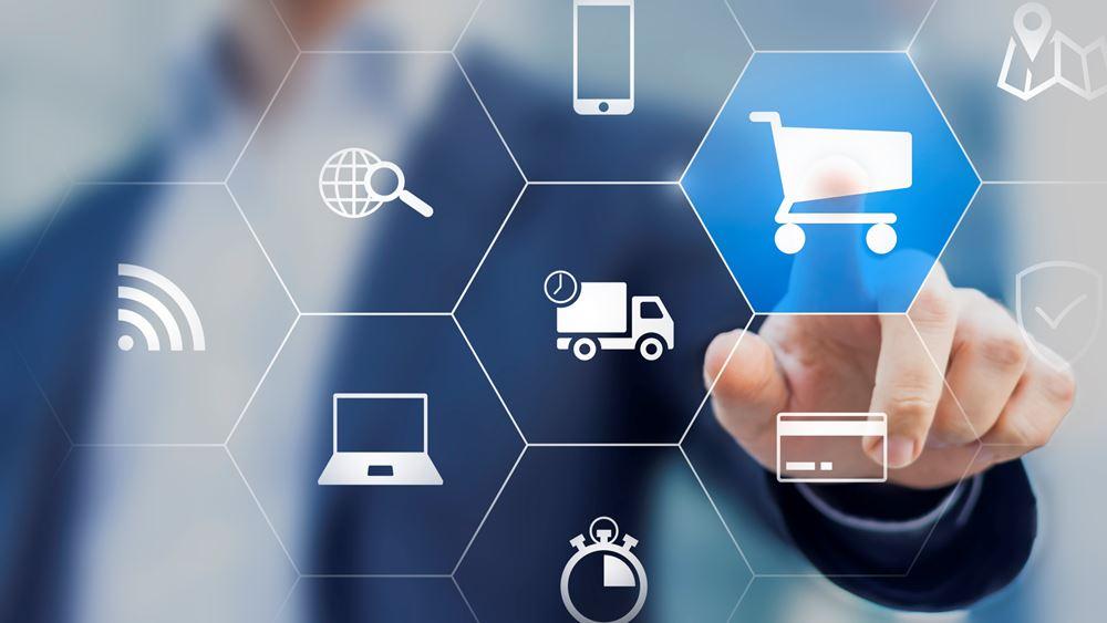 Μεγάλη στροφή σε e-shops και online παραγγελίες έφερε ο κορονοϊός