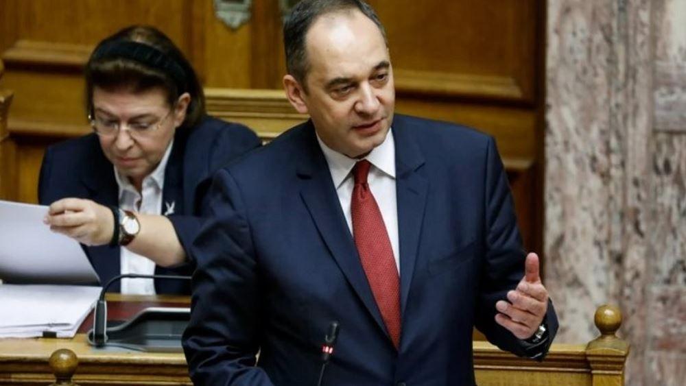 Πλακιωτάκης: Τεράστια η γεωστρατηγική σημασία της συμφωνίας με τη Γαλλία - Ανεύθυνη η στάση ΣΥΡΙΖΑ