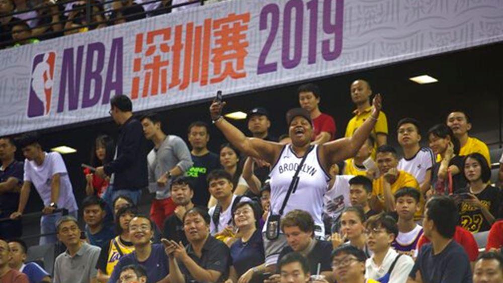 Κίνα: Δεν ζητήσαμε την απόλυση του γενικού διευθυντή των Houston Rockets λόγω Χονγκ Κονγκ
