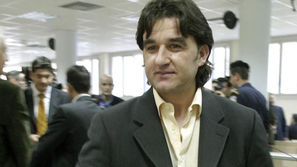"""Αποφυλακίστηκε ο Ηρακλής Κωστάρης της """"17 Νοέμβρη"""" - Είχε συμμετάσχει στη δολοφονία του Π. Μπακογιάννη"""
