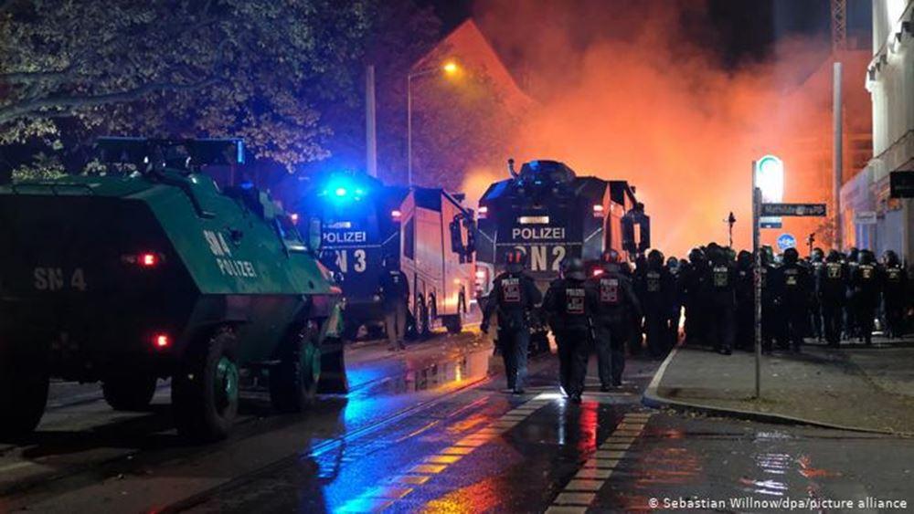 γερμανία-διαδήλωση-κορονοϊός