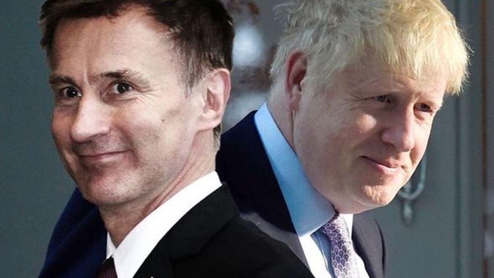 Βρετανία: Και οι δύο υποψήφιοι πρωθυπουργοί θέλουν να καταργήσουν το backstop για τα ιρλανδικά σύνορα