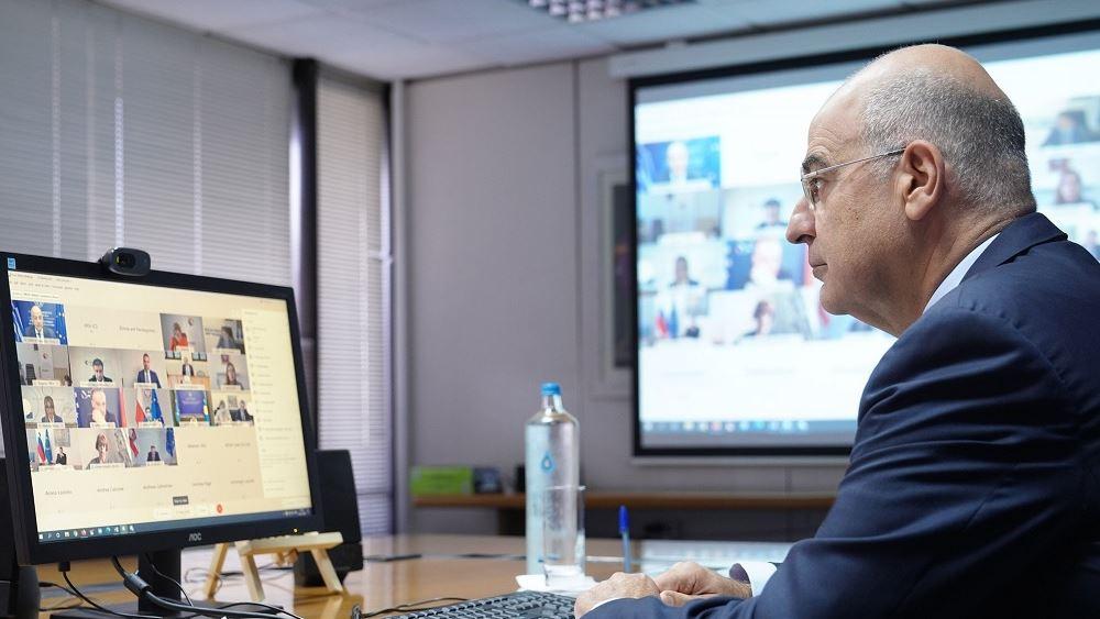 Διπλωματικές πηγές: Η Ελλάδα στηρίζει την ευρωπαϊκή προοπτική των Δ. Βαλκανίων επανέλαβε ο Δένδιας στη Διαδικασία του Βερολίνου